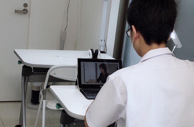 映像授業、冬期講習よりリリース開始